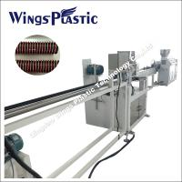 EVA LLDPE Spiral Winding Cleaner Hose / Pipe Making Machine For Sale in China Manufactures