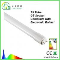 Quality T5 1449mm G5 Socket Pins 16mm Diameter T5 LED Tube Integrated Driver Compatible With Electrical Ballast for sale