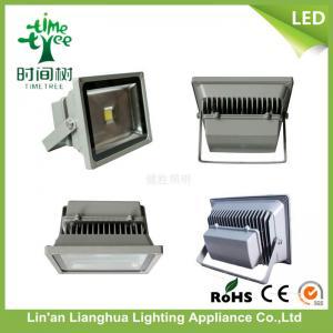 High Brightness 20W Outdoor LED Flood Lights RGB , LED Garden Flood Lights Manufactures