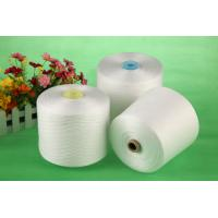 Anti - Pilling 50/2 100% Knotless High Tenacity Polyester Yarn Excellent Evenness Manufactures