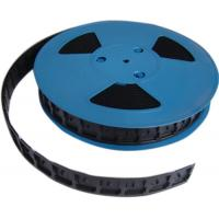PS / PET / PC carrier tape width 8-88mm Thickness 0.2-0.5mm With center hole  Manufactures