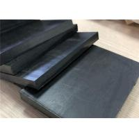 Anti Static Injection Molded Parts  Plate Graphite Acrylic Filled PTFE Mould Sheets Manufactures