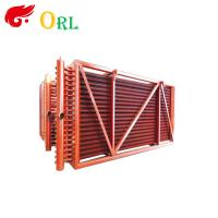 Power Plant Gas Fired Boiler Boiler parts Corrosion Resistance Condensing