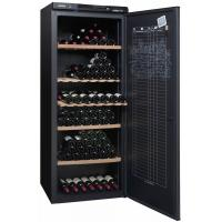 Black Coated Liquor Display Cabinet Under Counter Wine Coolers Climadiff AV306A+ Manufactures