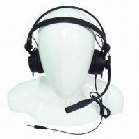 Wired Headphone, Accorded with RTCA DO-214 International Civil Aviation Standard Manufactures