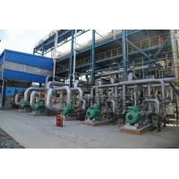 China ORC Organic Rankine Cycle System For Waste Heat Recovery, Hot Water Sourced on sale