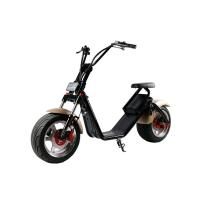 1200 W Removable Battery Two Wheeled Electric Scooters Motorized 50km / H Max Speed Manufactures