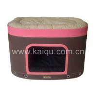 Oval 2 Storeys PET Bed with Cushions Manufactures