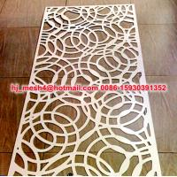 Quality Laser Cut Ceiling/Laser Cut Ceiling Panel for sale