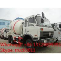 dongfeng 6*4 8cbm cement mixer truck for sale, hot sale mixer truck with factory price Manufactures
