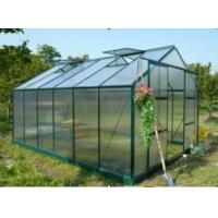 6X8ft aluminum greenhouse Manufactures