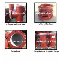 EN598 ductile cast iron pipe fitting Manufactures