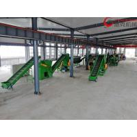 Stainless Steel 304 PP PE Film Recycling Line , Film PET Recycling Plant Manufactures