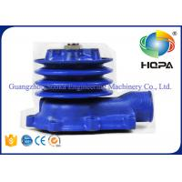 R200-5 Excavator Hydraulic Parts / Blue Portable Water Pump For Engine D6BR-C Manufactures