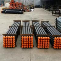 Atlas Copco Forging Down Hole DTH Drill Pipe / Rig Rock Drill Tools Manufactures