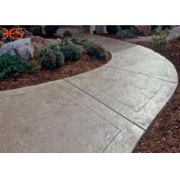 Commercial Grade Clear Concrete Driveway Sealer Water Based / Oil Resistant Manufactures