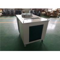 Fully Enclosed Rotary Compressor Cooler Full Intelligent Control Humidity Adjustable for sale