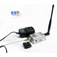 SMA Wireless WIFI Signal Booster EST-1W , Cell Phone Signal Booster Manufactures