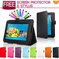 China Magnetic Leather Snexus 7 Tablet Cover Case With Magnetic Closure on sale