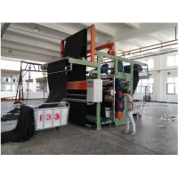 Buy cheap Electric Polyester Fabric Dyeing Machine , 3 Roller Textile Calendering Machine from wholesalers