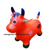 Inflatable Jumping Animal Plastic Toy Manufactures