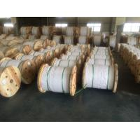 5 / 16 X 5000 FT 1 X 7 EHS Guy Strand Wire , Overhead Guy Wire Manufactures