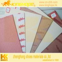Buy cheap paper insole board from wholesalers