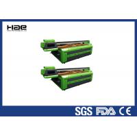 3000X2000 Mm UV Flatbed Printer , Multi Color Digital UV Printer SGS / FCE Manufactures