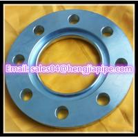 RF FF RTJ steel flanges Manufactures