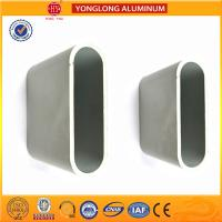 Buy cheap Industrial Aluminum Heatsink Extrusion Profiles 1.0 / 1.2 Thickness from wholesalers