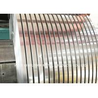 Low Copper 201 Stainless Steel Strip Cold Rolled High Tensile For Industrial Tank Manufactures