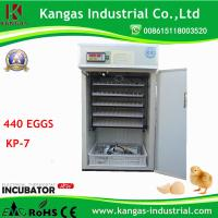 Automatic Chicken Egg Incubator for 440 Chicken Eggs KP-7 best price for sale Manufactures