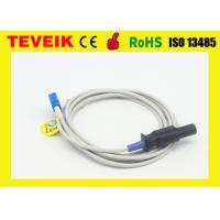 China Anesthesia Respirator SpO2 Extension Cable With Hyp 7 Pin - 8 Pin Female on sale