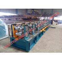 Buy cheap Hot Dipped Galvanised Steel Z-section Zed Purlin Profile Cold Roll Forming Machine for Z Purlin Roof System from wholesalers