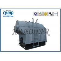 Automatic Biomass Wood Pellet Boiler Low Pressure , Biomass Fired Boilers
