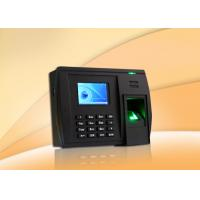 Biometric device Fingerprint Time Attendance System with Access Control , RS232 / 485 Manufactures