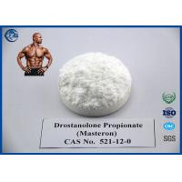 White Raw Hormone Powders , Bodybuilding Masteron Steroid 97% High Purity Manufactures