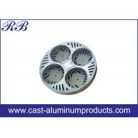Making Mold Firstly / Aluminum Alloy Casting Radiator Anti - Corrosion Customize Manufactures