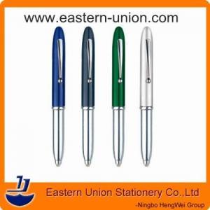 China Led light metal pen on sale