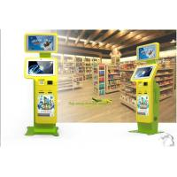 China Multifunction Credit Card Bill Payment Kiosk With Passport Reader / Card Printer on sale