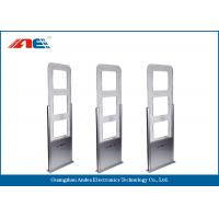 Network RFID Reader Entrance Security Gates , Indoor Library Books Security Gates Manufactures