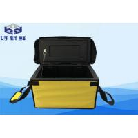 China Oxford Fabric Food Backpack Large Cooler Box With Eco Friendly Shipping EPP Foam on sale
