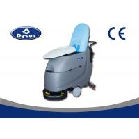 Dycon Red  Commercial Hand Pushed  Charge Floor Scrubbr Dryer Machine With Linatex Rubber Blade Manufactures