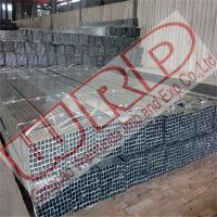 20x20mm x 1.4mm Square Pre-galvanized steel pipe with good quality with clean ends and nice surface Manufactures