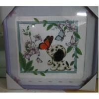 China hand embroidery photo frame matboard CNC cutter on sale