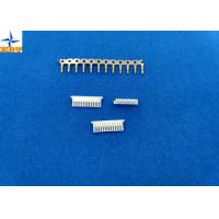 Light Weight 1 Mm Pitch Connector , DC Current Rating Connector Wire To Board Manufactures