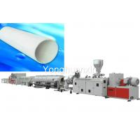PVC pipe making machine Manufactures