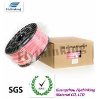 Different Color 3D Printer Filament 3.0mm ABS For 3D Printing Manufactures