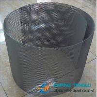 Titanium Expanded Mesh, Without Toxic, Used for Living Organisms Manufactures