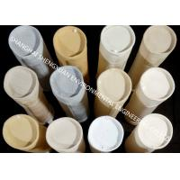 Decay Resistant High Temperature Filter Bags For Cement Kilns Dust Collectors Manufactures